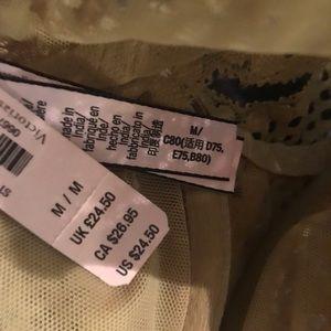 Victoria's Secret Intimates & Sleepwear - Mustard bralette